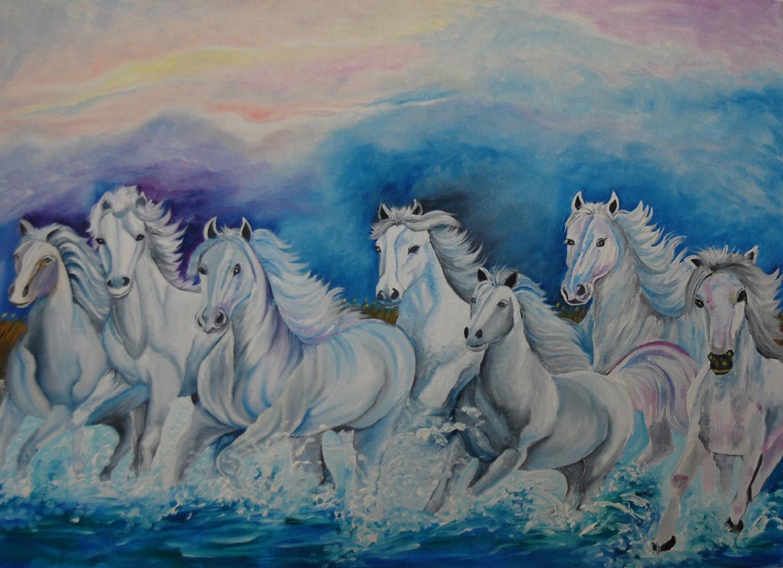 7 White Horses 12