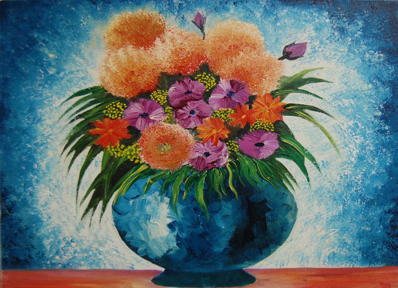 Flower Vase 12