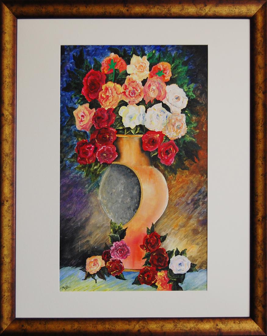 Roses 12